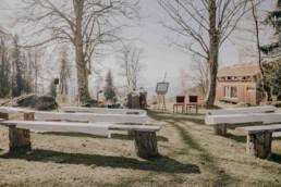 Location für freie Trauung fotografiert von Martina Feicht, Fotografin für Hochzeiten in Niederbayern und Österreich