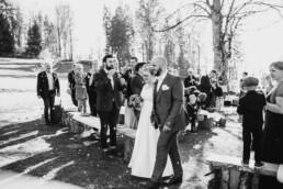 Hochzeitsfeier auf der Gutsalm am Harlachberg fotografiert von Martina Feicht Fotografie, für Hochzeiten in Niederbayern und Österreich