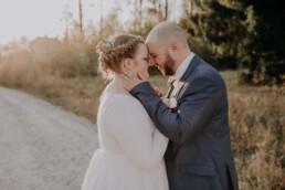 Herbsthochzeit fotografiert von Martina Feicht Fotografie, für Hochzeiten in Niederbayern und Österreich