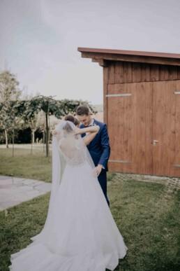 Hochzeitsfotos bei Trauung in Freyung, Sommerhochzeit fotografiert von Martina Feicht, für Hochzeiten in Niederbayern und Österreich