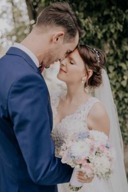 Paarshooting bei Hochzeit Freyung, Sommerhochzeit fotografiert von Martina Feicht, für Hochzeiten in Niederbayern und Österreich