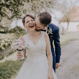 Sommerhochzeit fotografiert von Martina Feicht Fotografie, für Hochzeiten in Passau und Österreich
