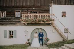 Fotoshooting Hochzeit bei Sommerhochzeit in Freyung, fotografiert von Martina Feicht, Hochzeitsfotografin