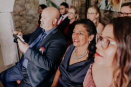 Glückliche Brauteltern, fotografiert von Fotografin für Hochzeiten Martina Feicht, Passau