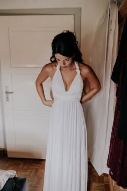 Getting Ready, Martina Feicht Fotografie für Hochzeiten