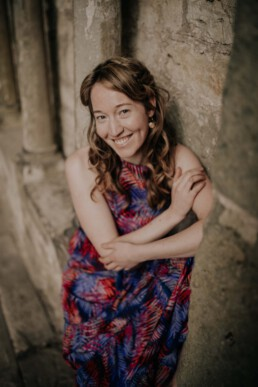 Frauenportrait von Martina Feicht, ein Fotoshooting in Passau