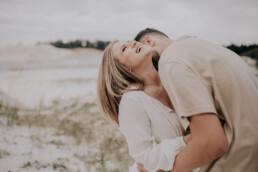 Engagement Shooting im Sommer fotografiert von Martina Feicht, für Portraitshooting und Hochzeit in Passau und Österreich