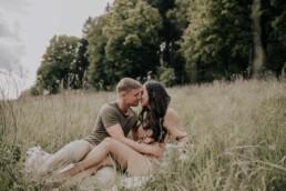 Verlobungshooting mit Fotografin Martina Feicht, für Lovestorys und Hochzeiten in Passau