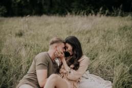 Romantische Paarfotos mit Fotografin Martina Feicht, für Lovestorys und Hochzeiten in Passau