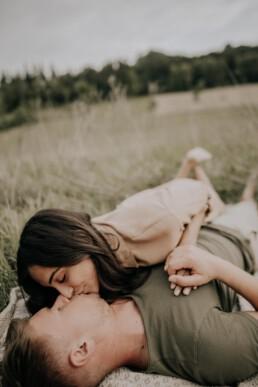 Romantic Couple Shooting für Paare mit Fotografin Martina Feicht, für Lovestorys und Hochzeiten in Passau