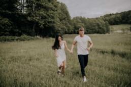 Shooting zu zweit mit Fotografin Martina Feicht, für Lovestorys und Hochzeiten in Passau
