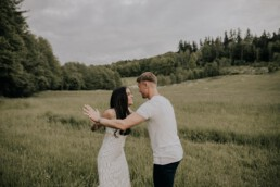 Paarbilder von Martina Feicht Fotografie, für Lovestory und Hochzeit in Passau