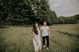 Follow me Pärchenfotos von Martina Feicht Fotografie, für Lovestory und Hochzeit in Passau