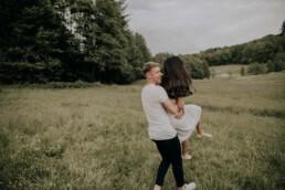 Couple Goals fotografiert von Martina Feicht Fotografie, Passau