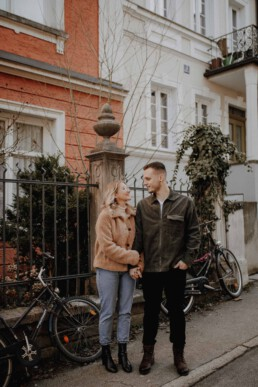 Zweisamkeit in Passau in Bayern fotografiert von Martina Feicht Fotografie