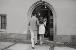 Standesamtliche Trauung im Rathaus Passau fotografiert und begleitet von Martina Feicht Fotografie