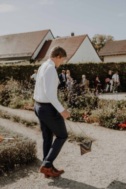 Standesamtliche Trauung im Benediktinerkloster Metten in der Nähe von Deggendorf fotografiert von Martina Feicht Fotografie